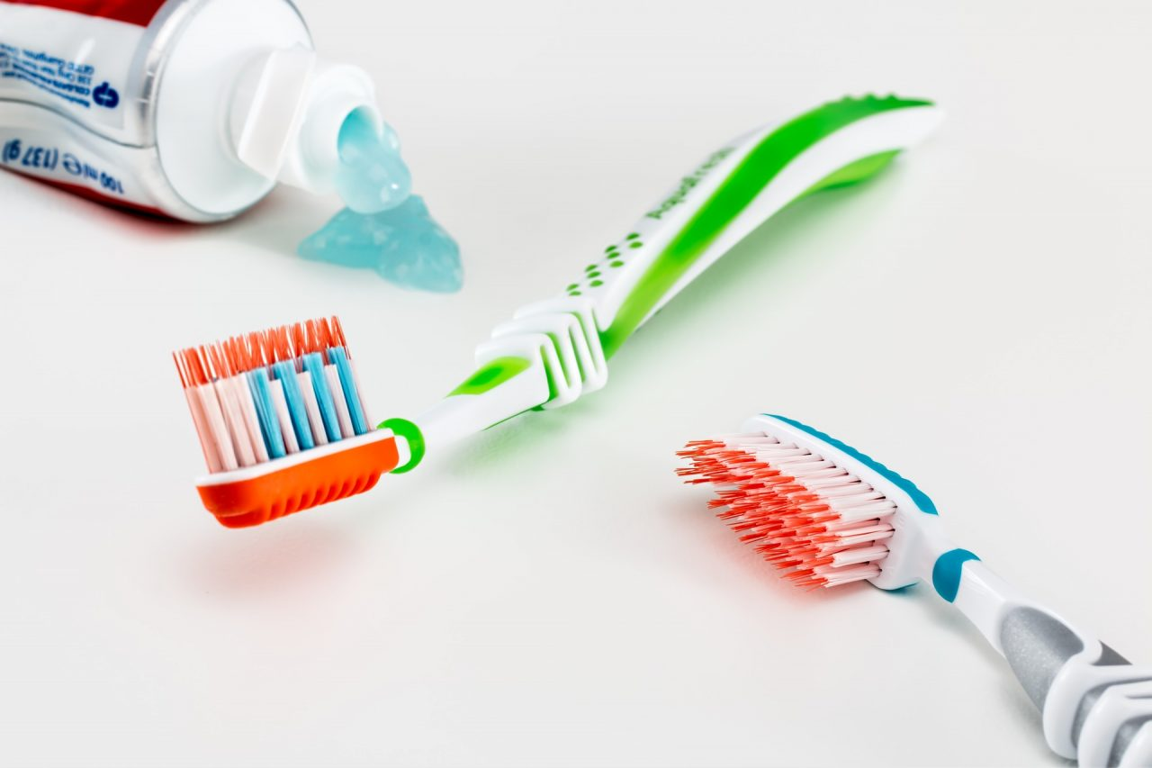 Tooth Brushing with Fluoride Toothpaste
